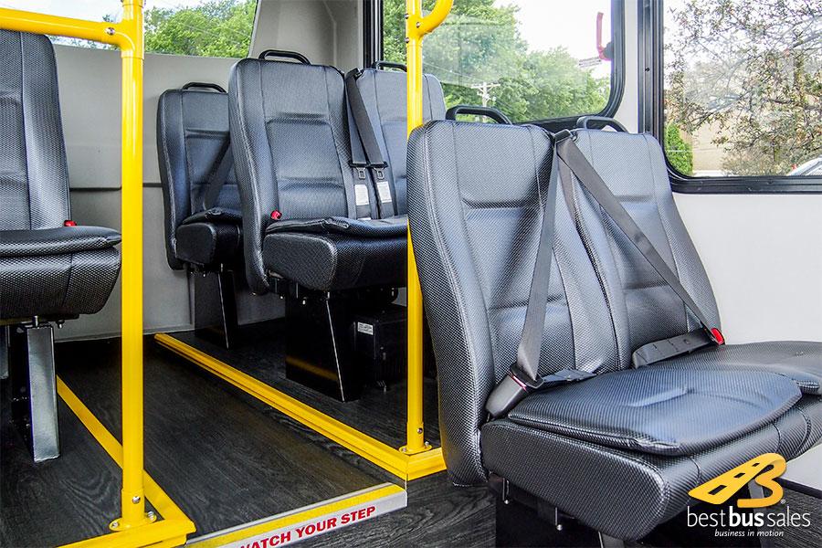 Frontrunner Low Floor Bus by Best Bus Sales