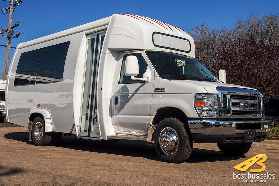 KSIR Shuttle Buses by Best Bus Sales - www ksirbus com