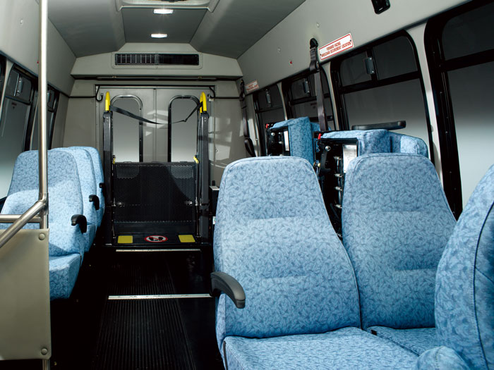 82a86d1a42 Turtle Top Van Terra Bus - Detailed Specifications