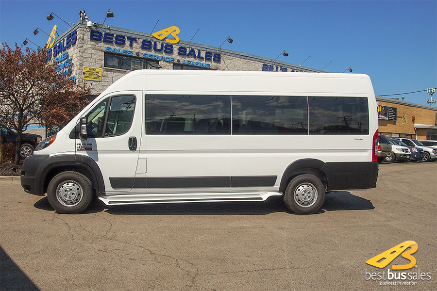 Complete List of Bus Sales Inventory: Charter Bus Sales