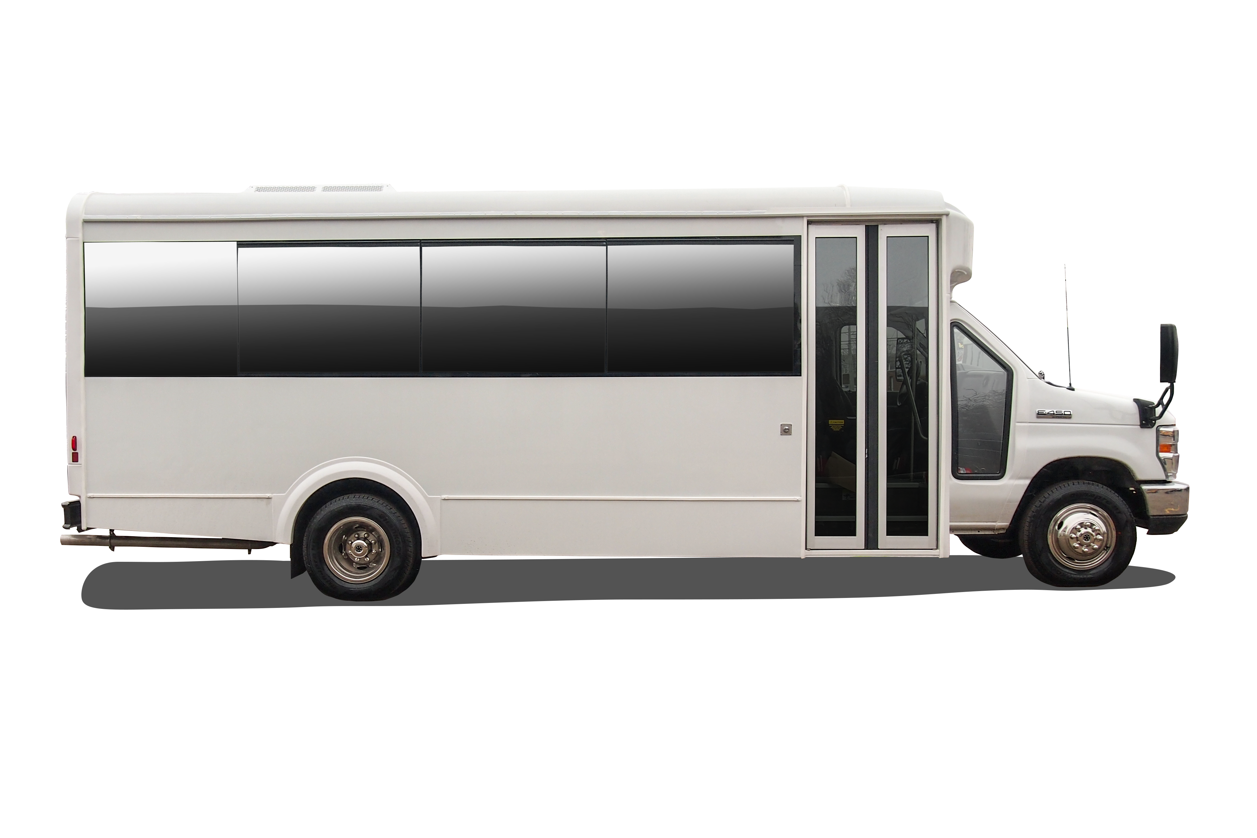 Hotel Shuttle Bus Sales and Lease - Hotel Passenger Van